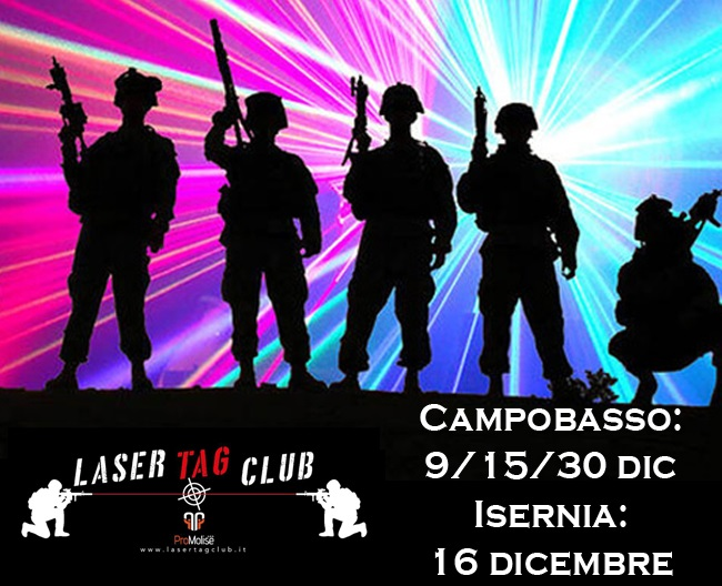 Lasertag Cb/Is popup